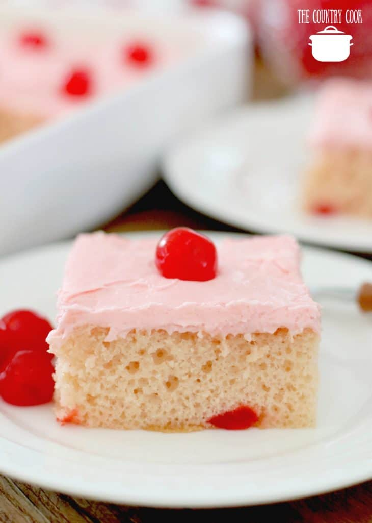 maraschino cherry cake maraschino cherry cake the country cook 5698