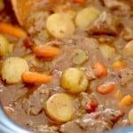 Crock Pot Chunky Beef & Potato Stew