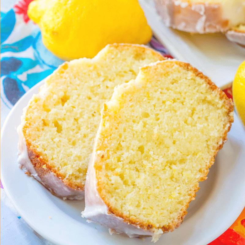 Copycat Starbuck's Lemon Loaf recipe