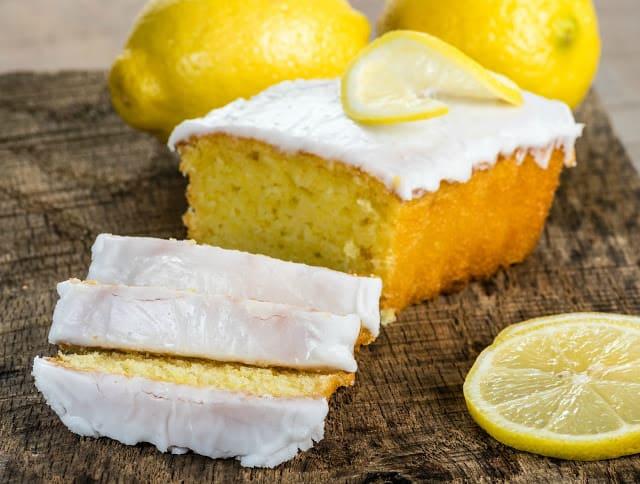 Copycat Starbucks Lemon Loaf Pound Cake Recipe