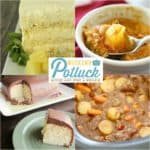 Weekend Potluck #242 ~ Easy Pineapple Cake