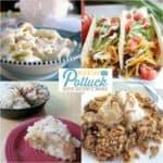 Aunt Max's Chicken and Dumplings ~ Weekend Potluck #240