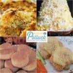 Angel Biscuits ~ Weekend Potluck #238