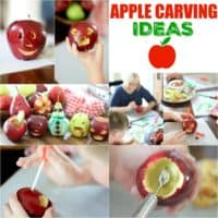 Apple Carving Ideas