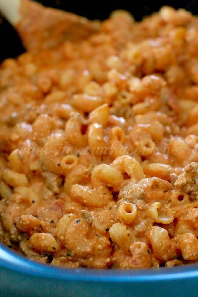 Million Dollar Pasta (www.thecountrycook.net)