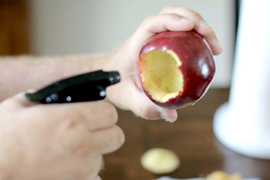 Apple Carving