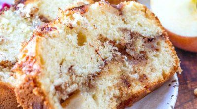 The Best Homemade Apple Pie Bread