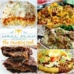Meal Plan Sunday #6 ~ Chili Cornbread Waffles
