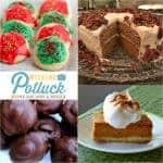 Homemade Almond Joys ~ Weekend Potluck #249