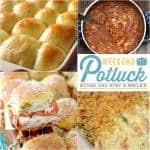 Mom's Chicken Casserole ~ Weekend Potluck #247