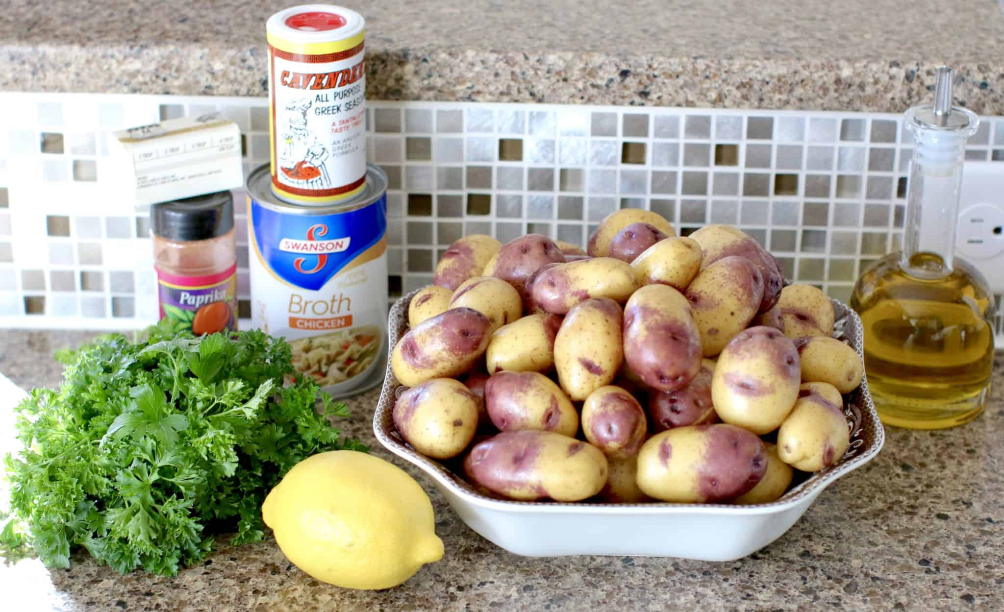 how to cook little potatoes on stove
