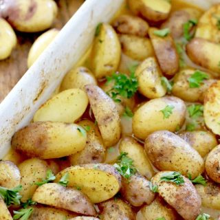 Greek Little Potatoes