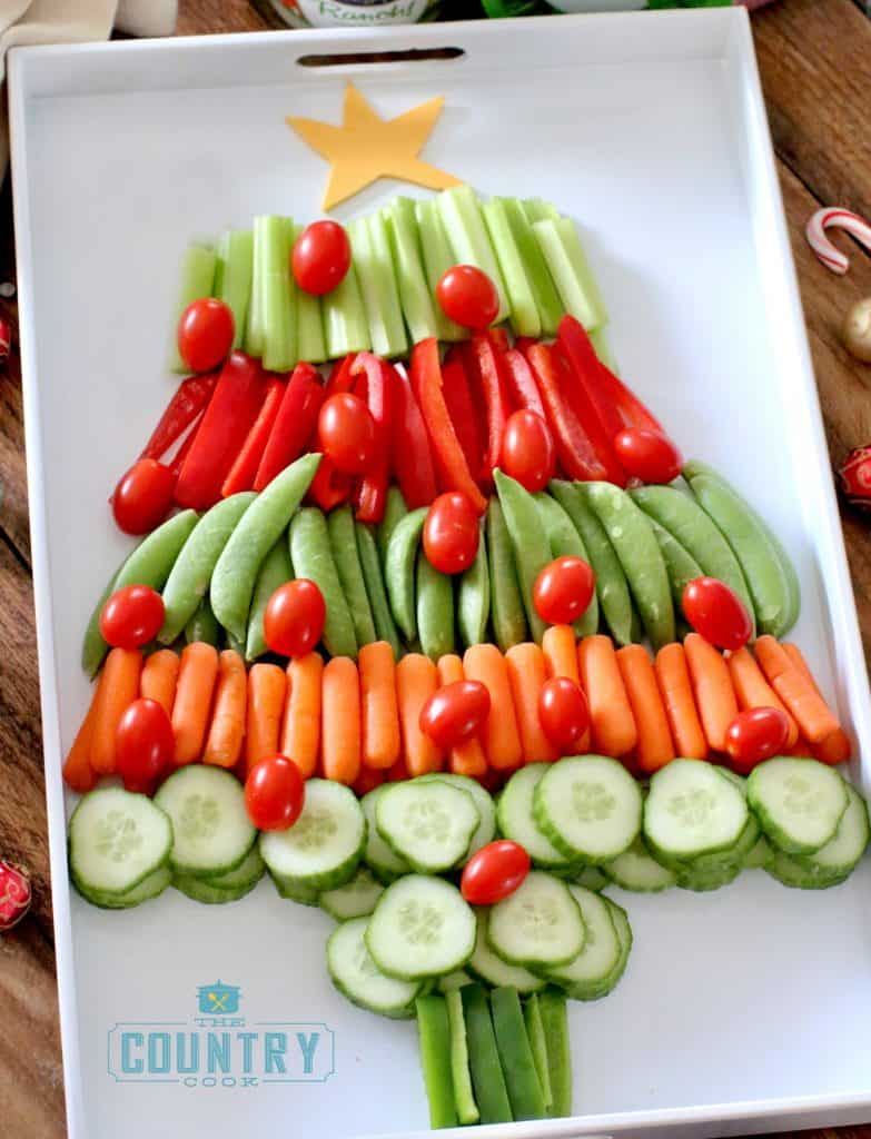 christmas-tree-veggie-tray