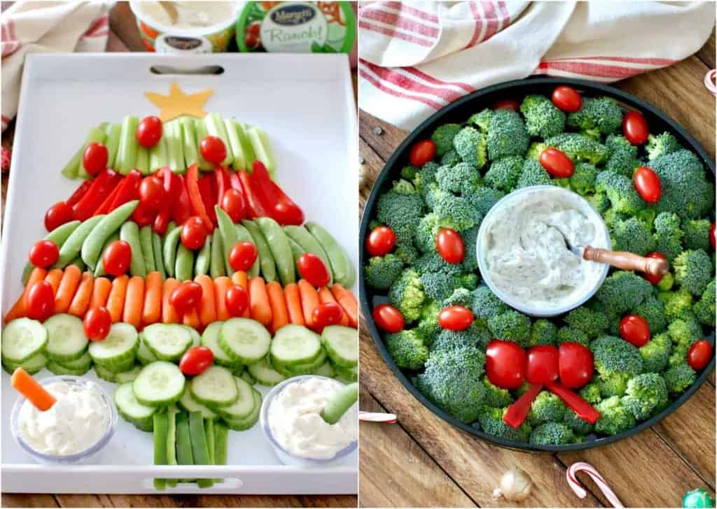 christmas vegetable recipes easy
