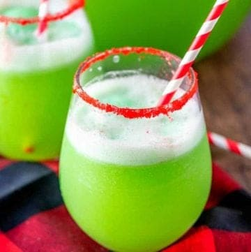 Christmas Holiday Party Punch recipe