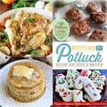 Granny's Millionaire Fudge at Weekend Potluck #251