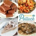 Quick Chicken Cacciatore at Weekend Potluck #254