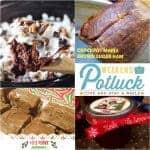 Easy Microwave Fudge at Weekend Potluck #253