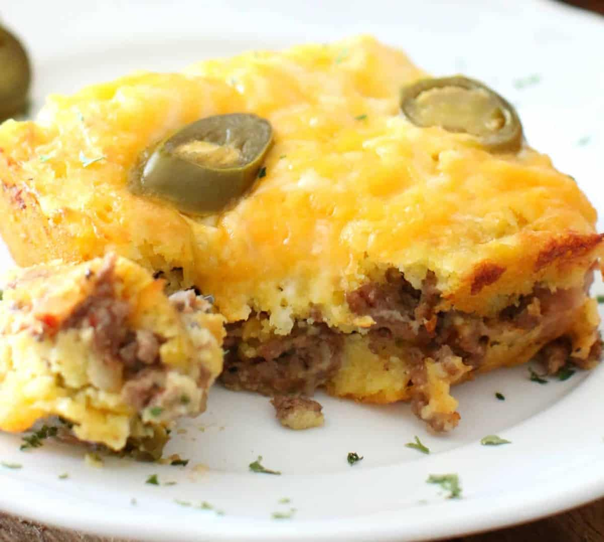 Ground Beef Casserole Recipes For Dinner Potatoes