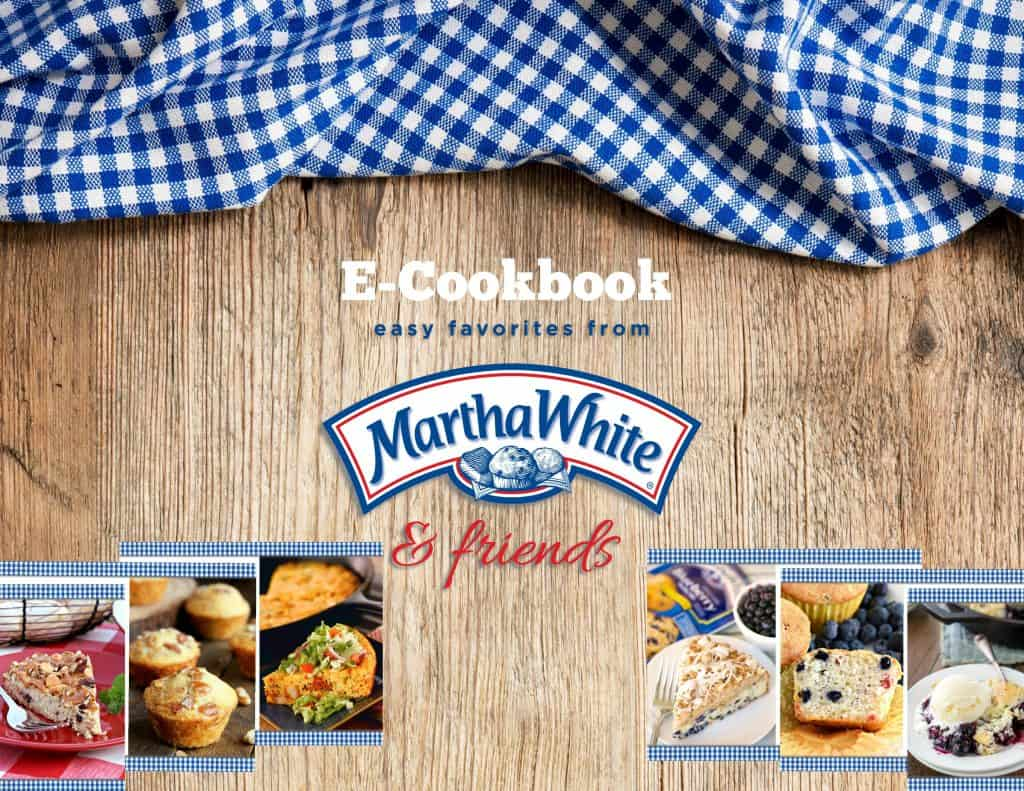 Martha White Cookbook