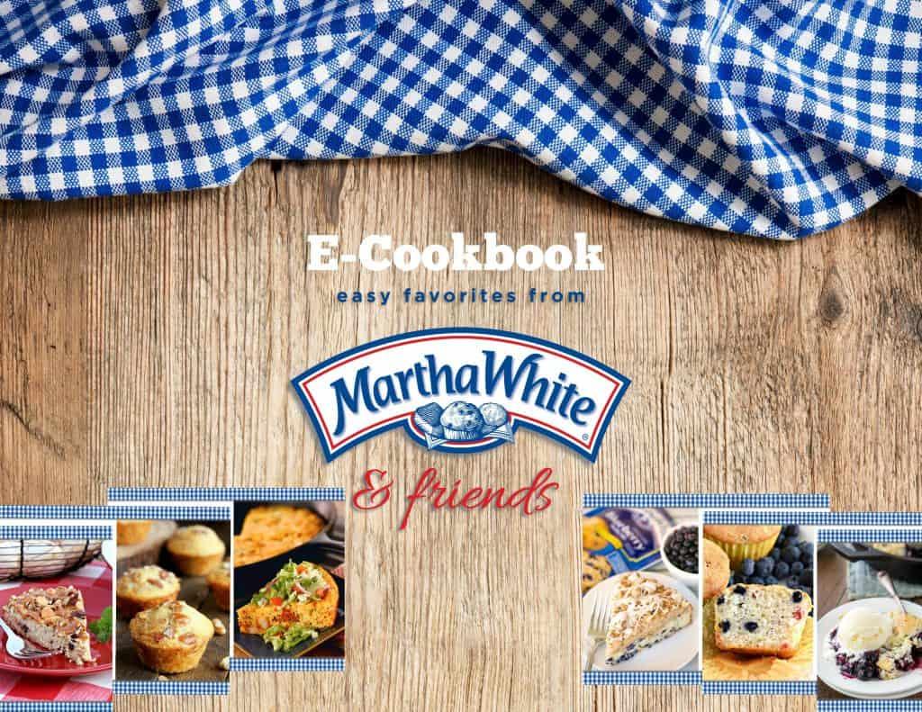 Martha White Cookbook