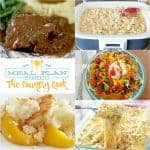 Cubed Steak and Gravy at Meal Plan Sunday #16