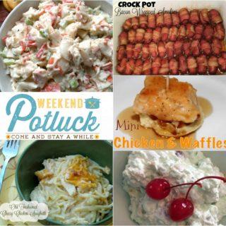 Retro 7-Up Salad at Weekend Potluck #256