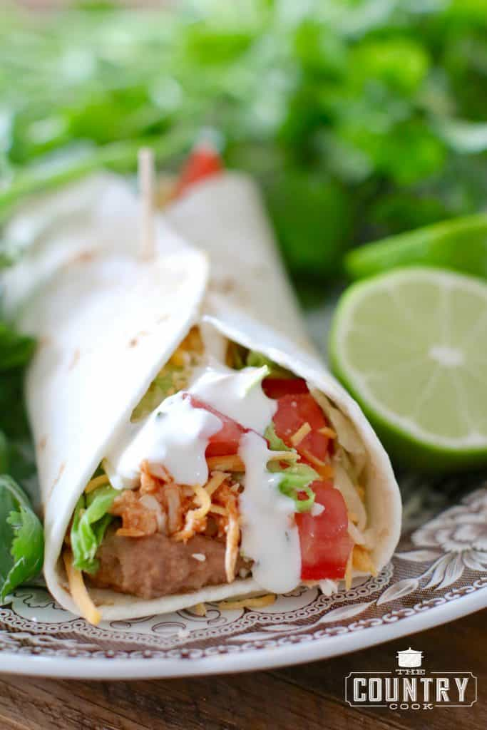 Chicken Tacos with Secret Sauce