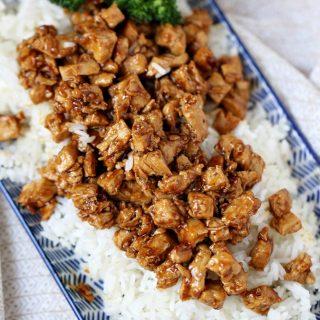 Fast and Easy Chicken Teriyaki
