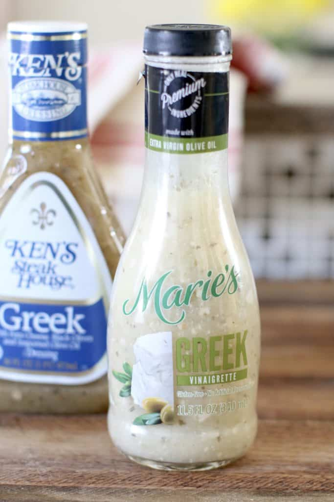 Marie's Greek Vinaigrette