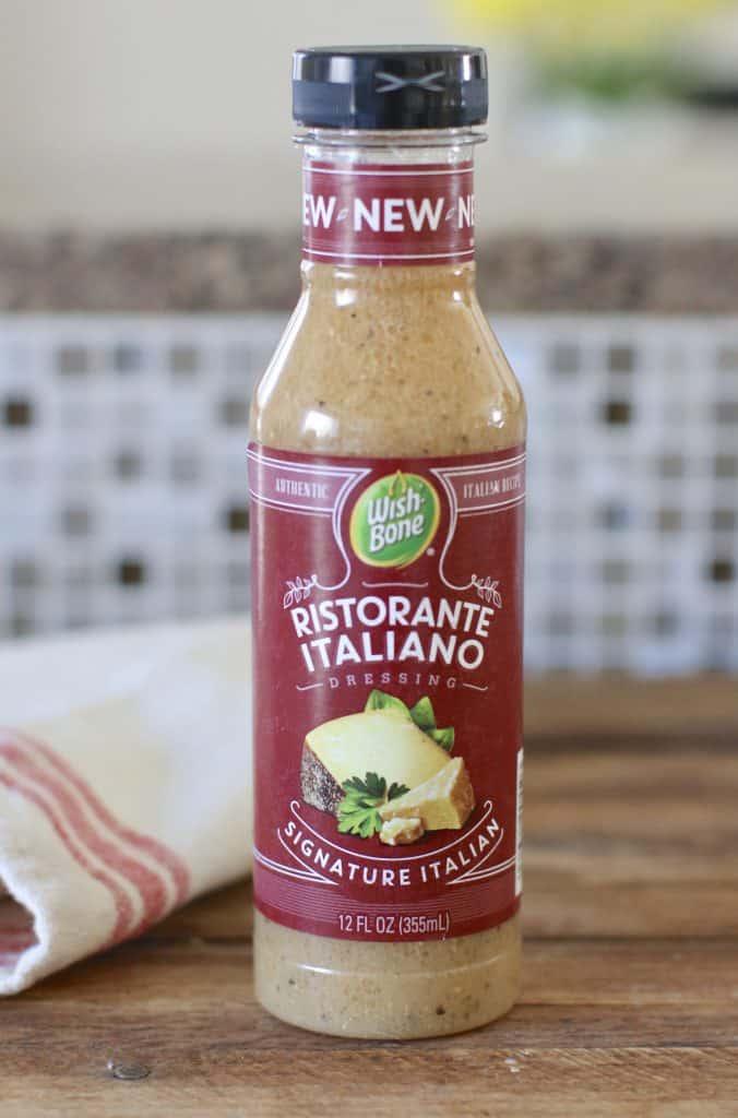 Wish Bone Ristorante Italiano Signature Italian Salad Dressing
