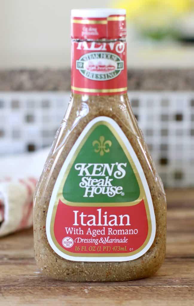 Ken's Steak House Italian Salad Dressing