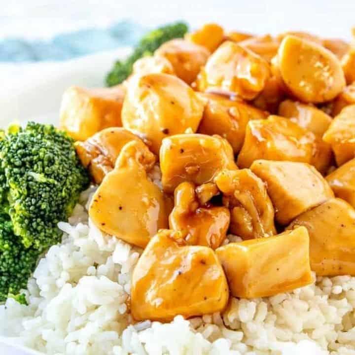 Easy and Fast Chicken Teriyaki