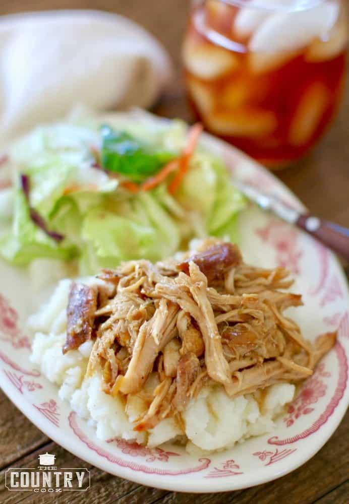 Crock Pot Mississippi Pork Roast