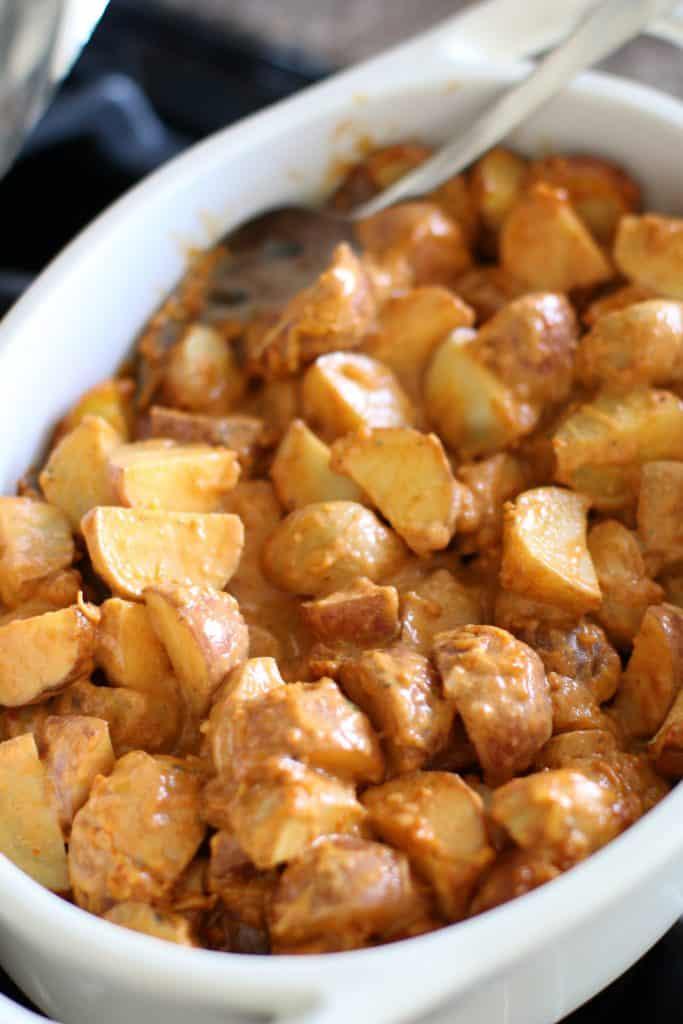 Tex Mex Ranch Potatoes
