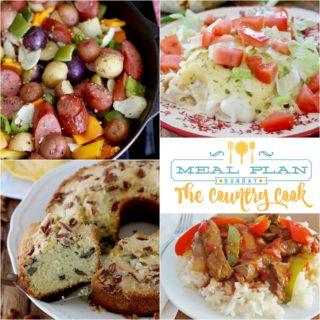 Crock Pot Pepper Steak at Meal Plan Sunday #21