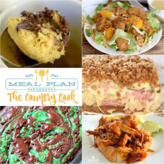 Crock Pot BBQ Chicken ~ Meal Plan Sunday #22