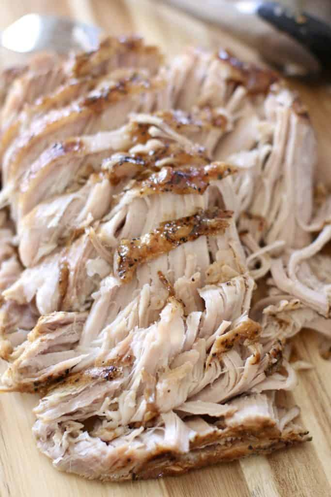 Crock Pot Mississippi Pork Roast