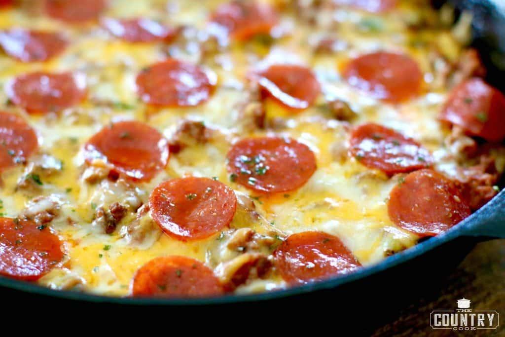 Cornbread Pizza