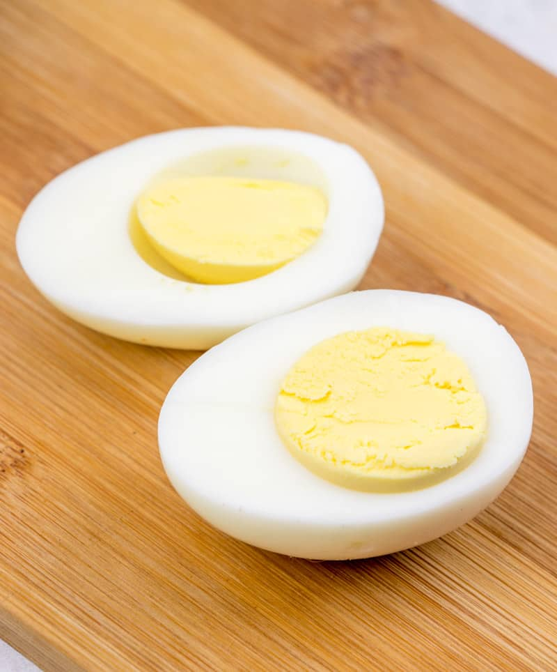 perfectly cook hard boiled eggs