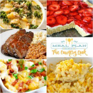 Crockpot BBQ Beef Brisket ~ Meal Plan Sunday #27