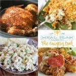 Slow Cooker Whole BBQ Chicken ~ Meal Plan Sunday #29