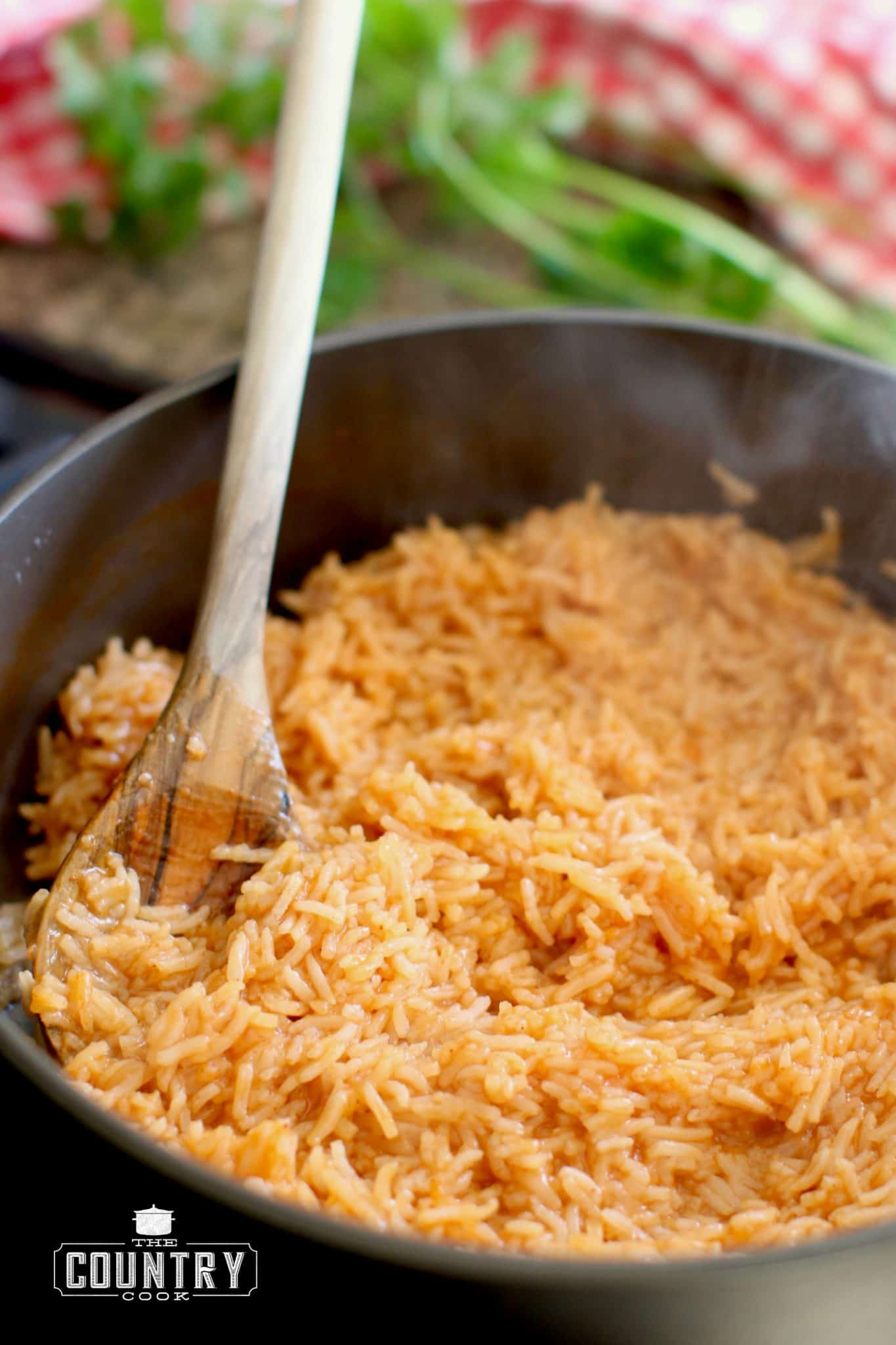 how to cook mexican rice on the stove