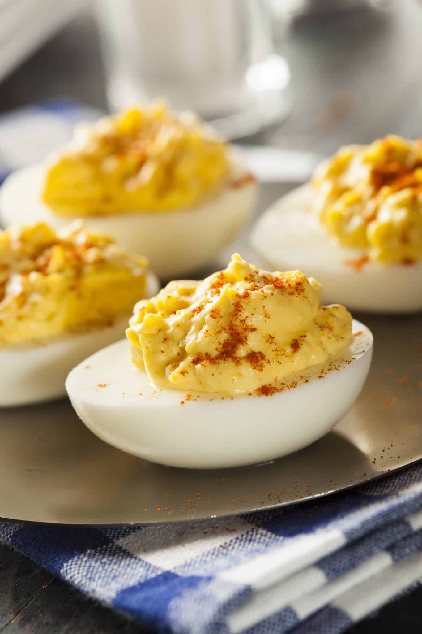 eggs stuffed deviled recipe basic ever cook devilled egg recipes country classic cooking bigoven