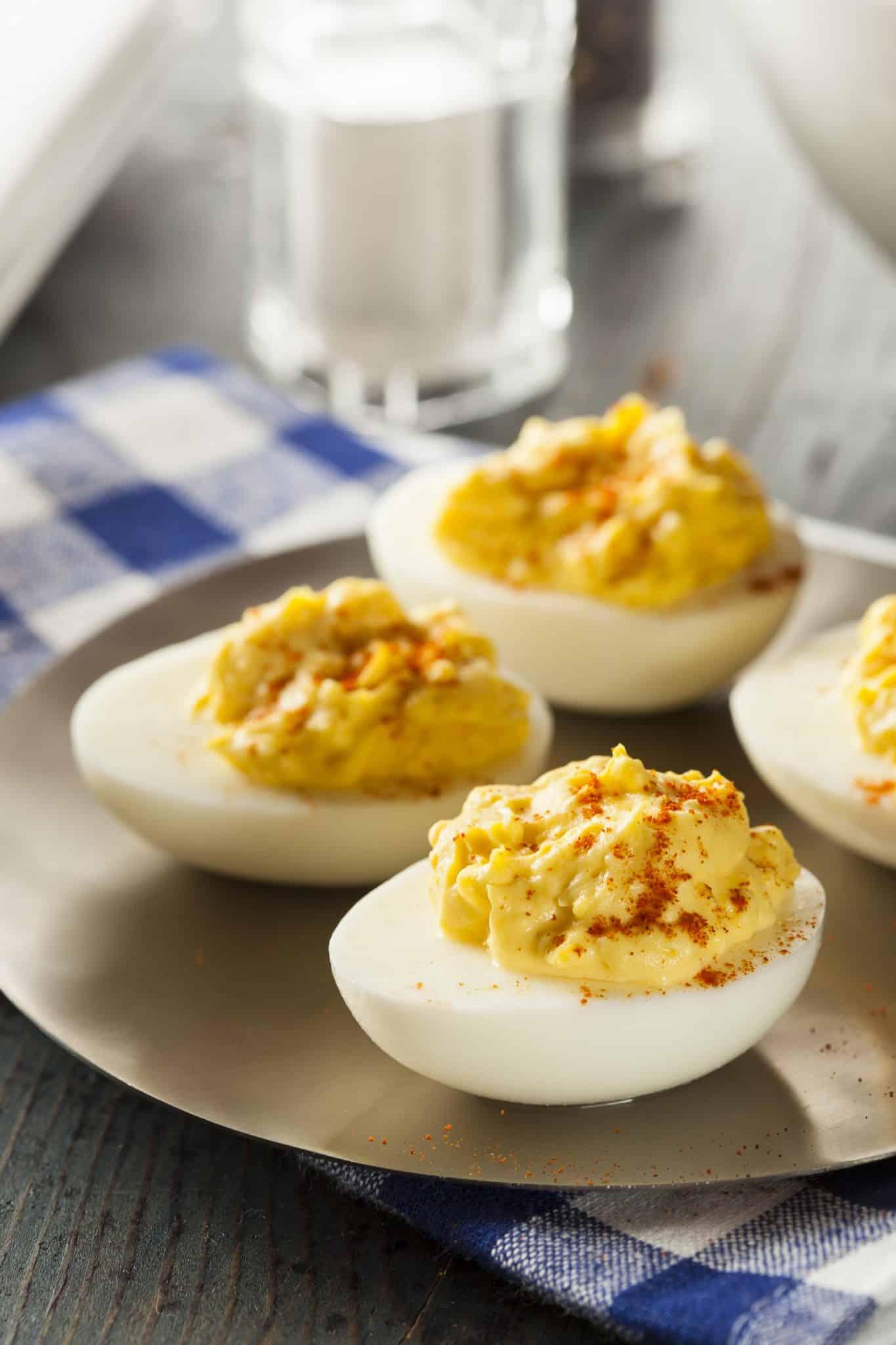 The Best Chicken Korean Drama: The BEST EVER Deviled Eggs
