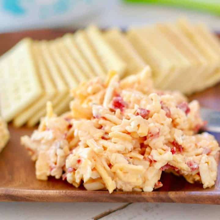 Best Pimiento Cheese