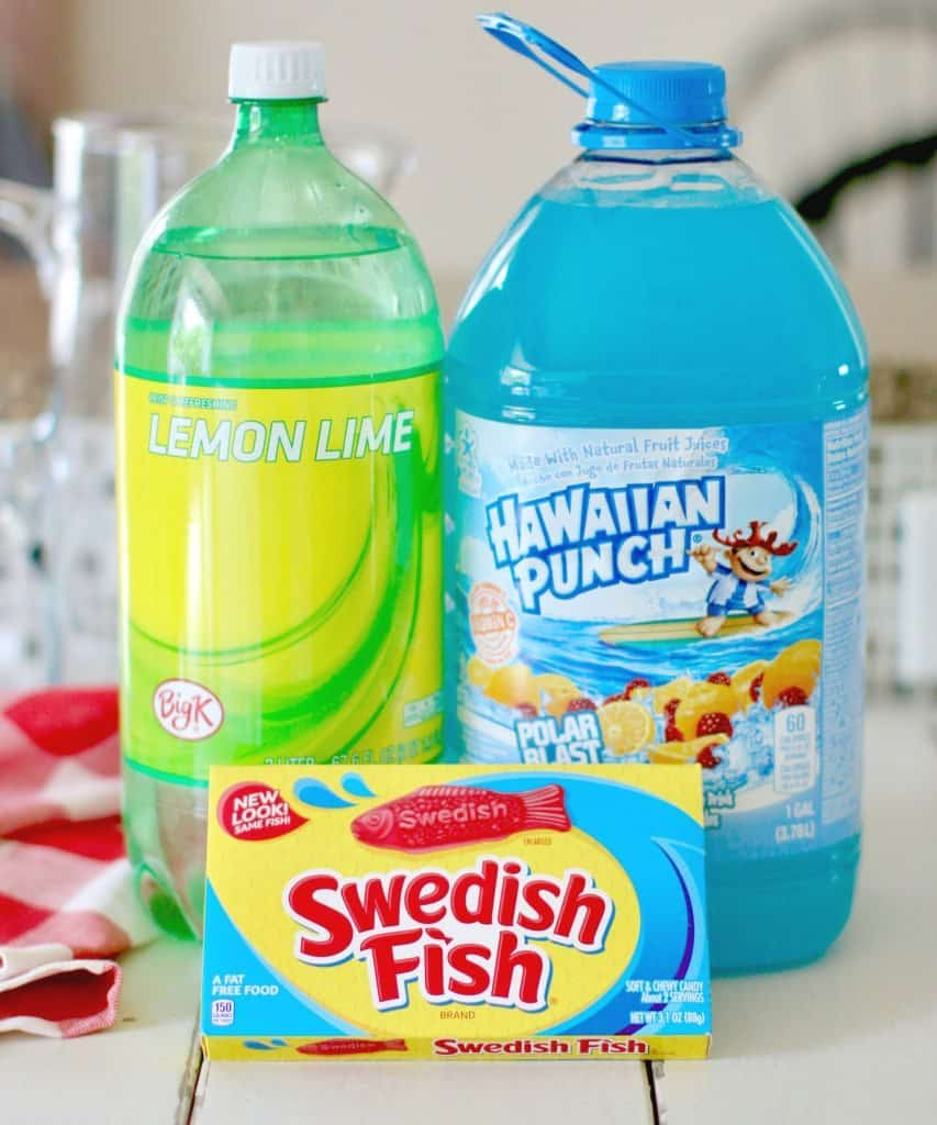 Ocean water punch the country cook for Swedish fish ingredients