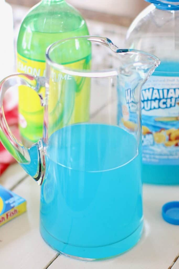 Ocean Water Punch