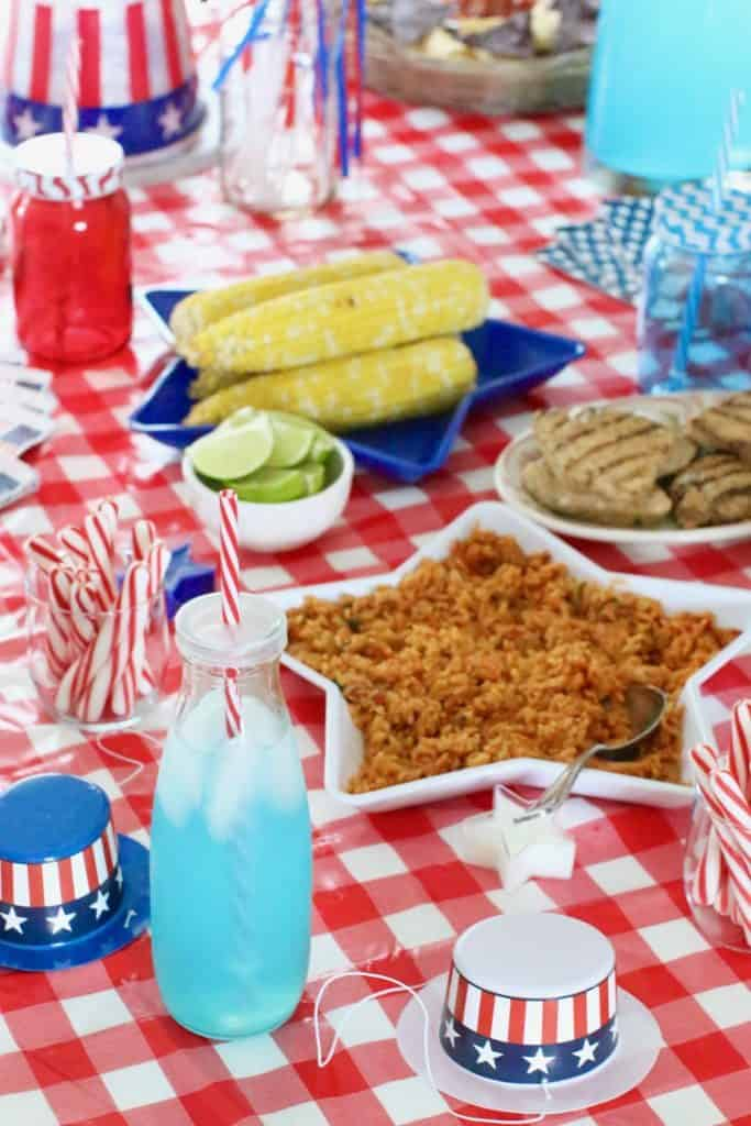 4th of July cookout