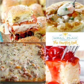 Best Baked Ziti Meal Plan Sunday 32